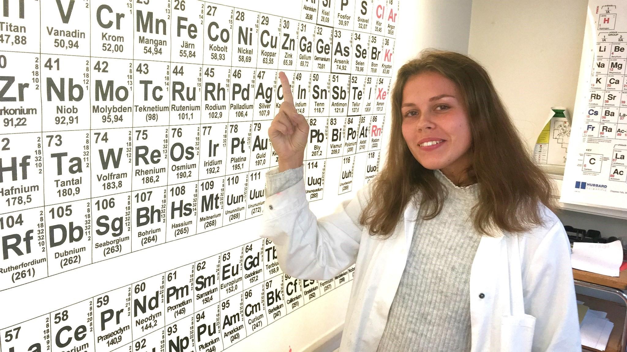 Läs mer om artikeln Johanna fick bygga kosmisk strålningskammare